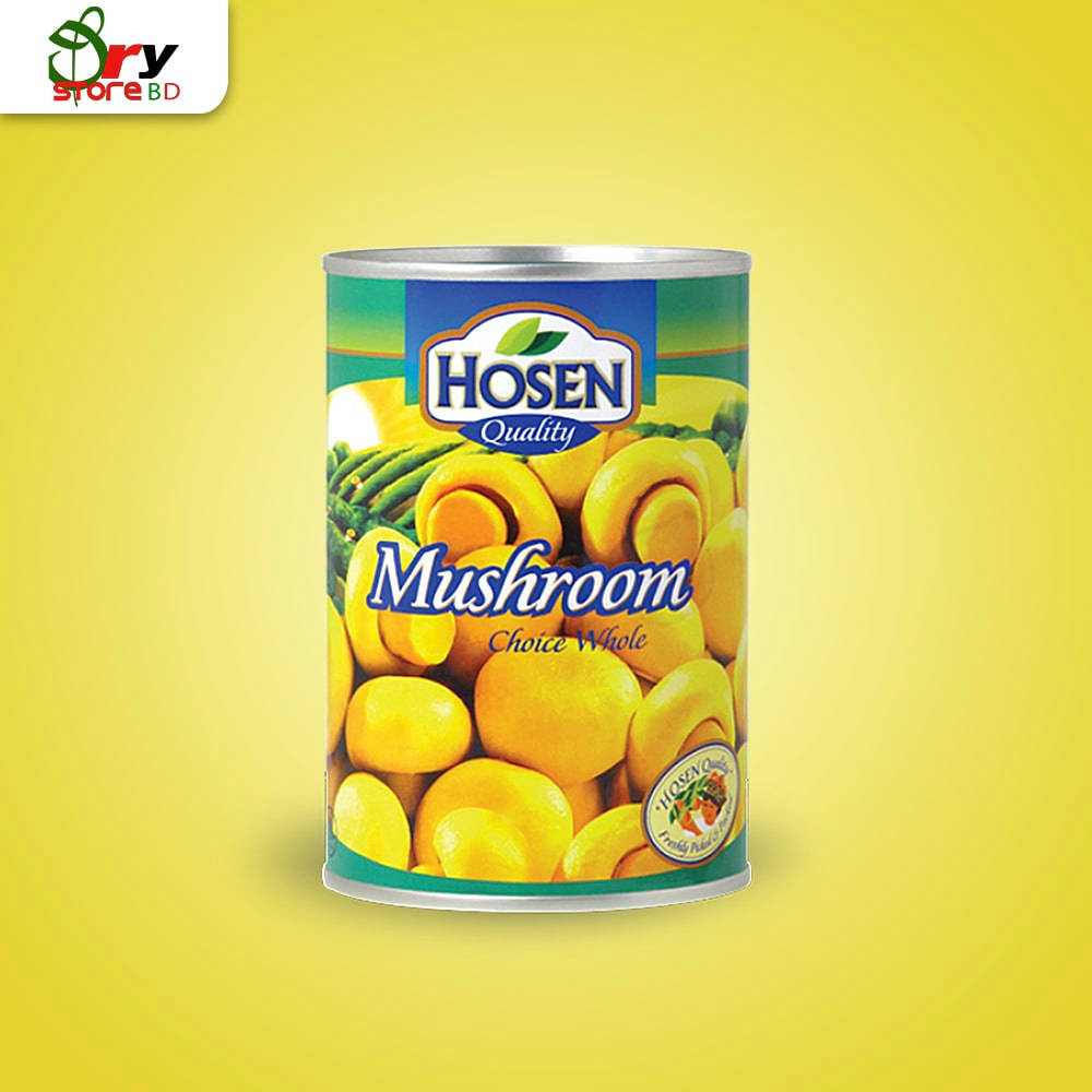 Hosen Mushroom  Choice Whole 425g - Bponi