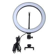 Led Ring Light For Smartphone- Adjustable Brightness (Only 10 Inch Ring Light Without Stand) - Bponi