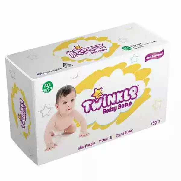 Bponi - Twinkle Baby Soap 75 gm