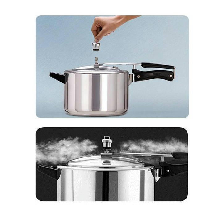 Bponi |  Pressure Cooker Vent Tubeand Weight Whistles Assembly
