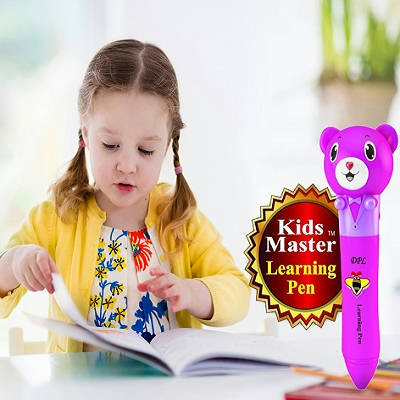 Bponi | Digital Learning Pen With 15 Books