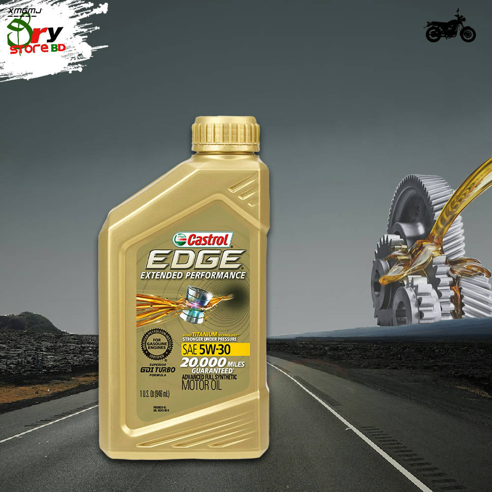 Bponi | CASTROL EDGE EXTENDED PERFORMANCE 5W-30 FULL SYNTHETIC