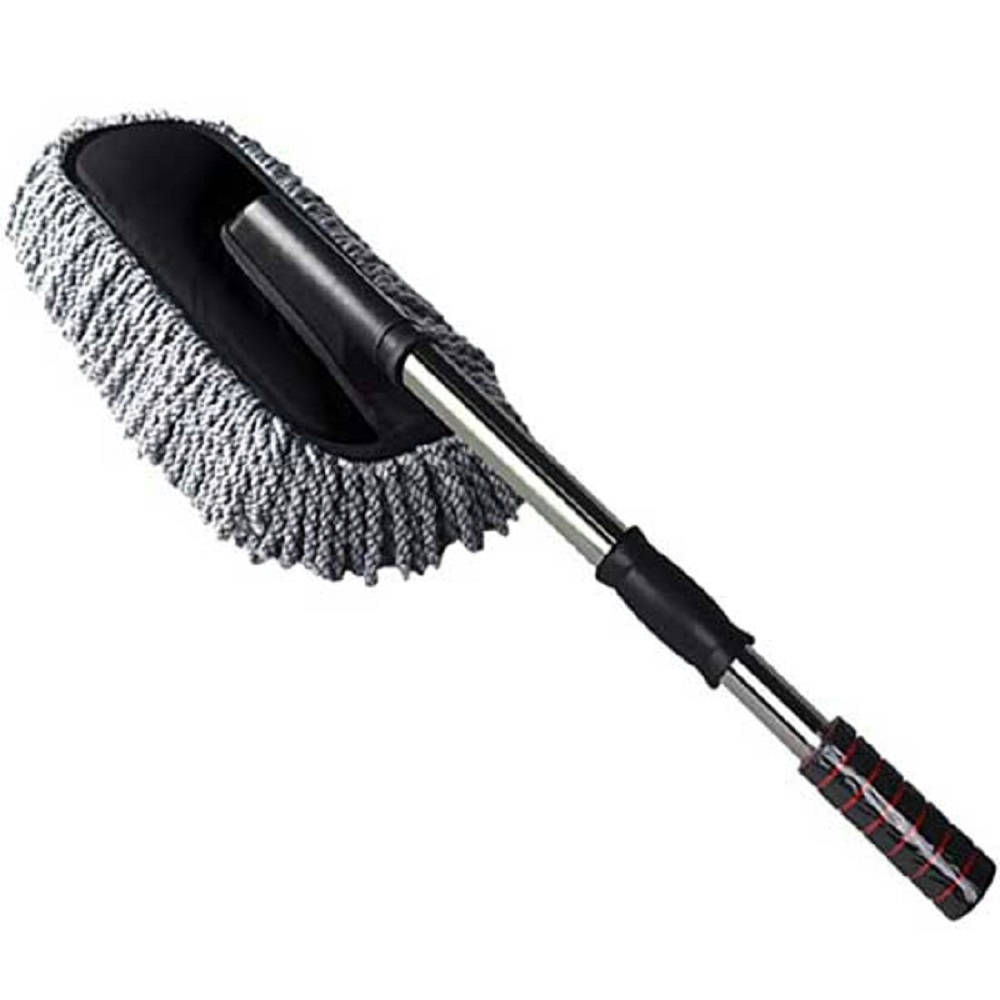 Bponi | Large Microfiber Car Wash Body Duster Brush, Dirt Dust Mop Cleaning Tool Dusting Mops Dusters