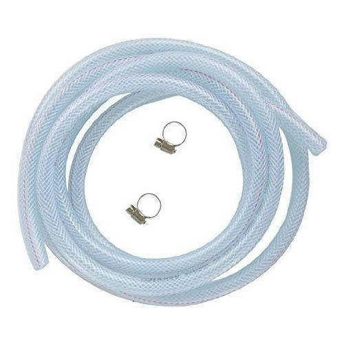 Bponi   LPG Gas Stove Hose Pipe With 2pcs S.S Clamp, LPG Hose Pipe