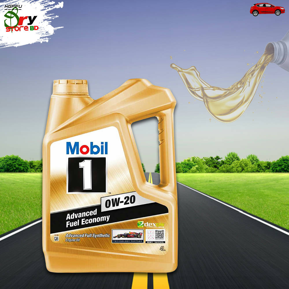 Bponi   MOBIL1 0W-20 FULL SYNTHETIC