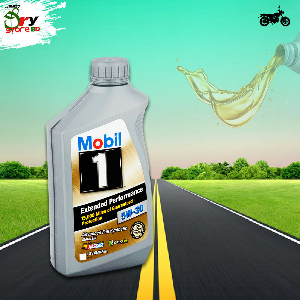 Bponi | Mobil 1™ 5W-30 advanced full synthetic