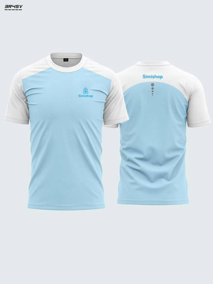 Bponi   Polyester Short Sleeve Jersey for Men