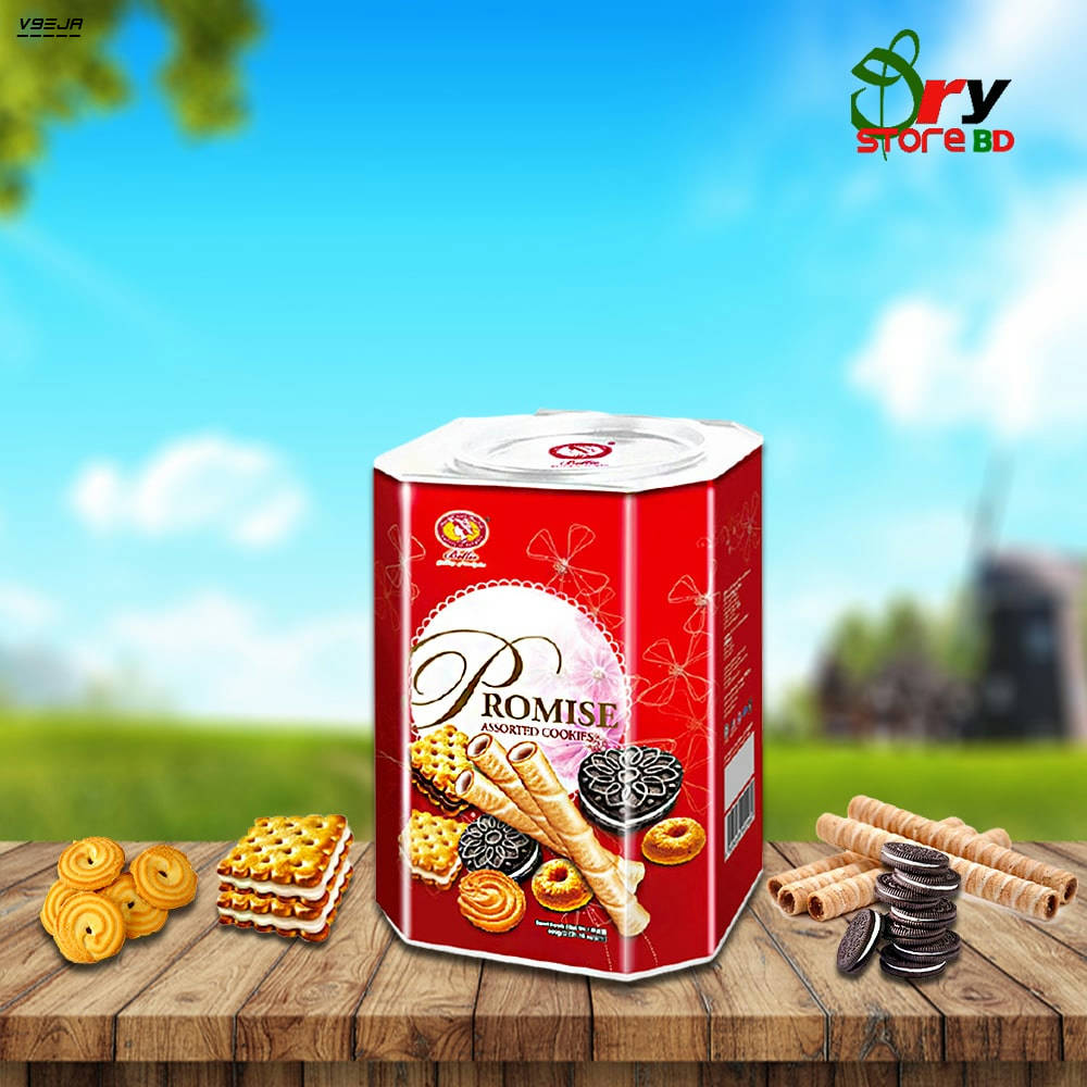 Bponi | Bellie Promise Assorted Cookies Tin