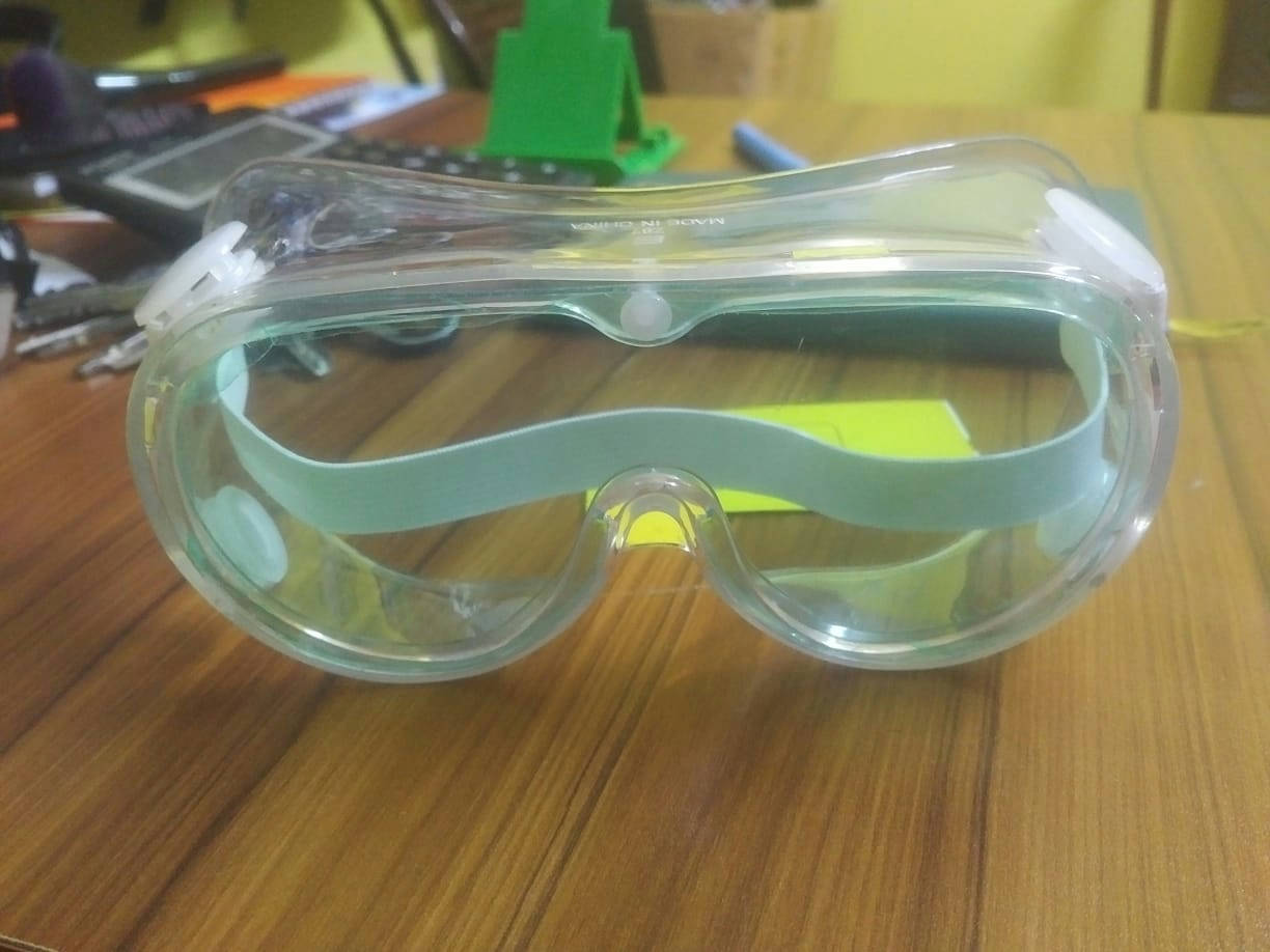 Bponi | filter safety goggles