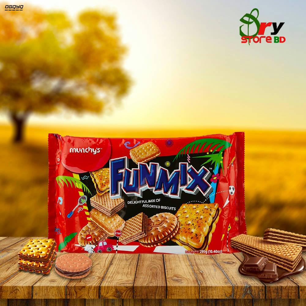 Bponi | Munchys Funmix Assorted Biscuits