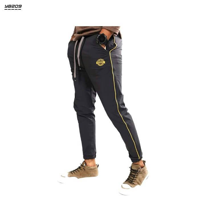 Bponi | Polyester Trouser for Men
