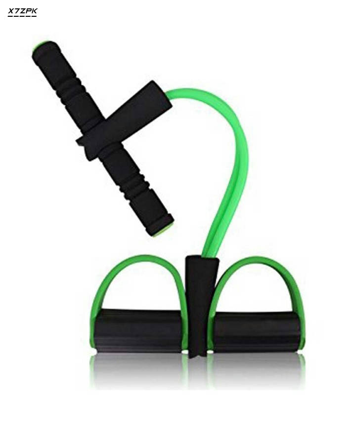 Bponi | Body Trimmer For Fitness Exercise Equipment - Green and Black