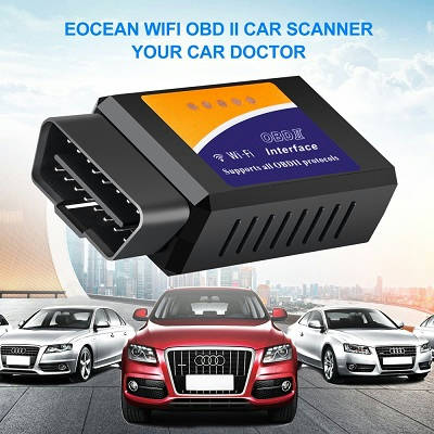 Elm327 OBD2 Wifi V1.5 Car Diagnostic Scanner BD - Bponi