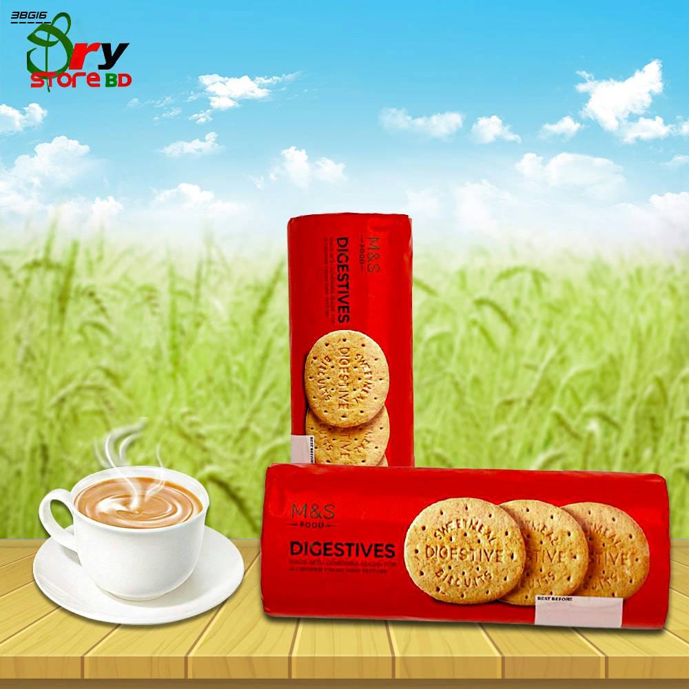 Bponi | M&S Digestive Biscuits