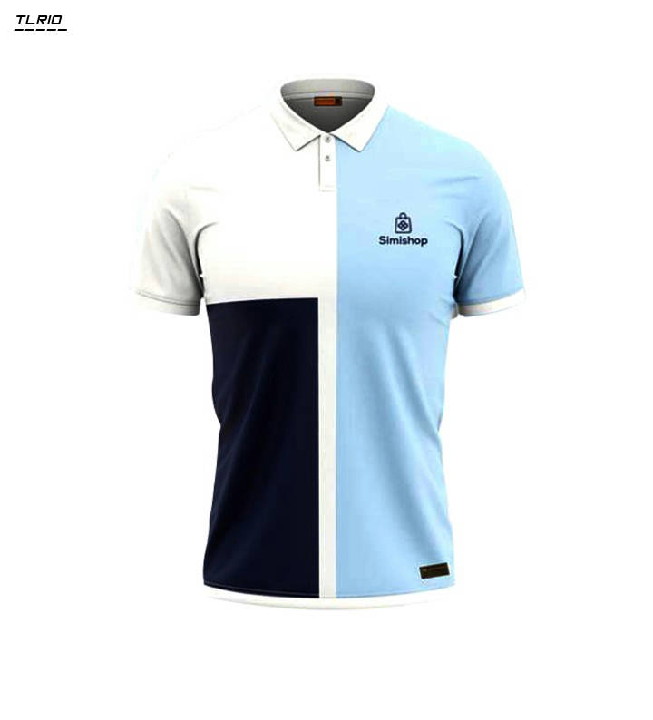 Bponi | Polyester Short Sleeve Jersey for Men