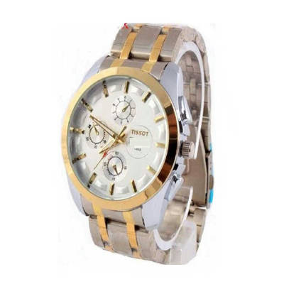 Bponi | Fashionable Stainless Watch For Men - 6spnsl