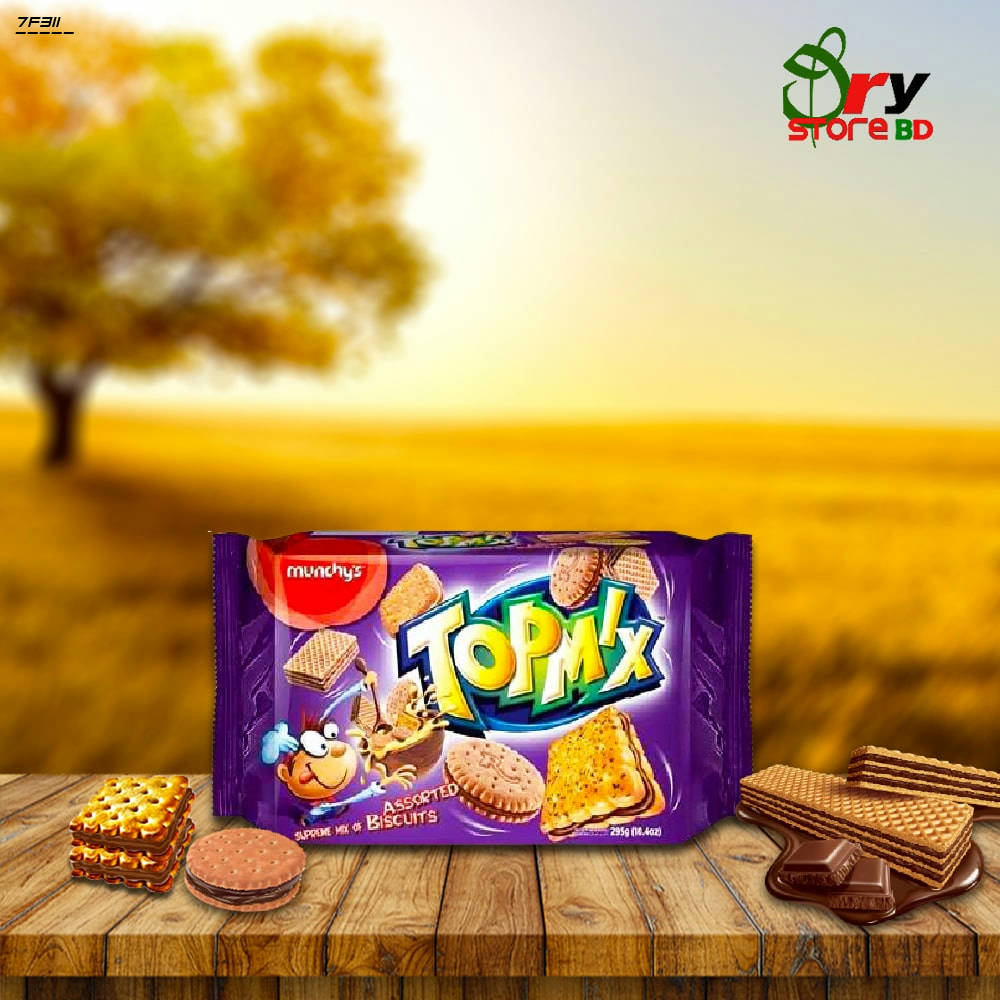 Bponi   Munchy's Topmix Assorted Biscuits