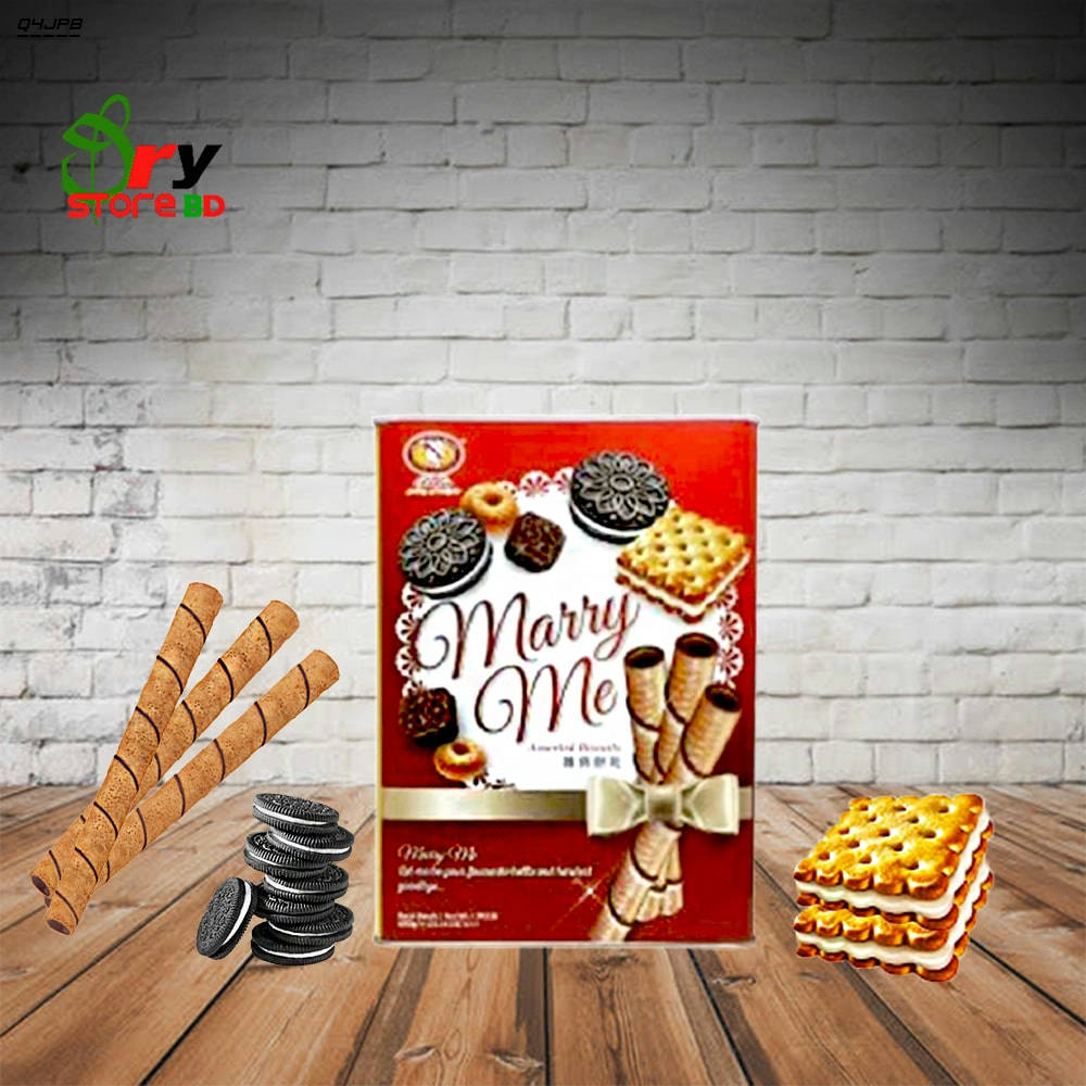Bponi | Bellie Marry Me Assorted Biscuits