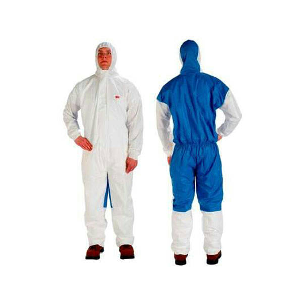 Bponi - 3M PPE - Disposable Protective Coverall - 4535