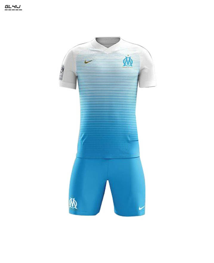 Bponi | Polyester Short Sleeve Jersey with Pant for Men