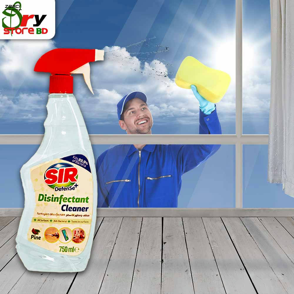 Bponi | Sir Disinfectant Cleaner