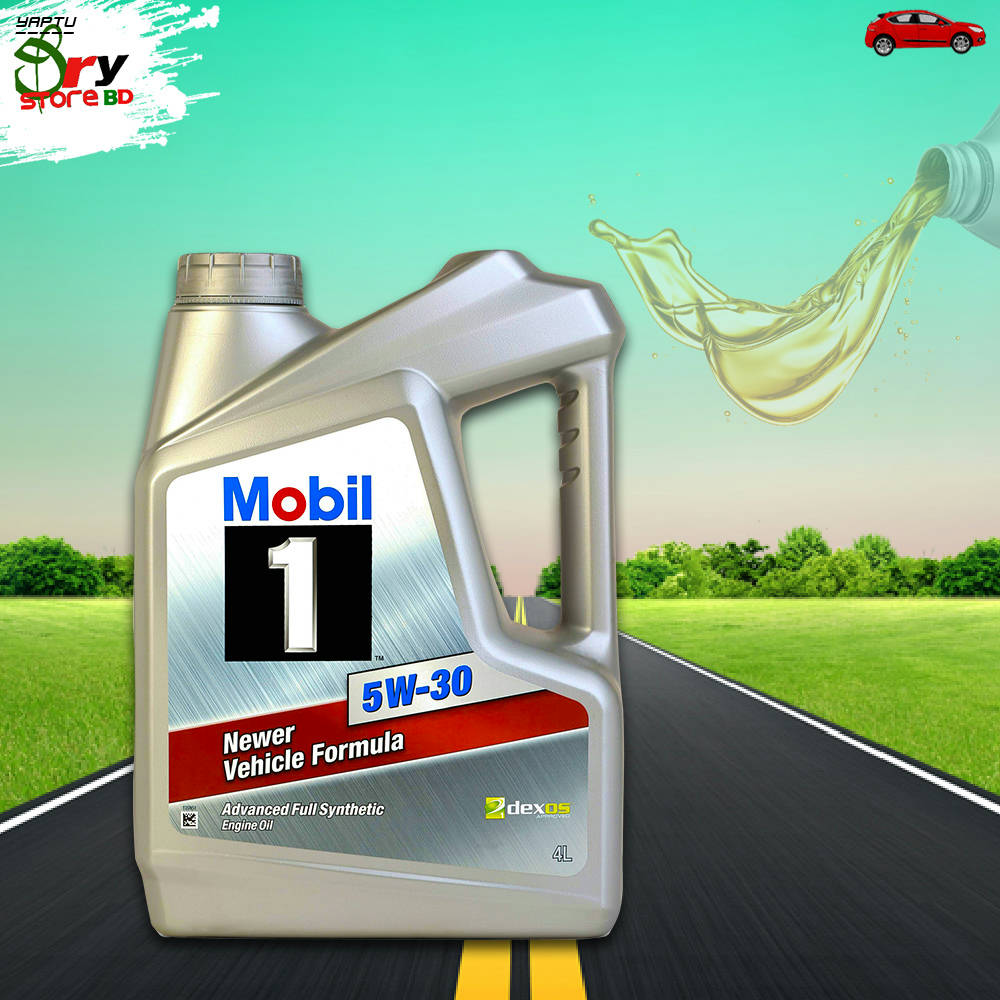 Bponi | Mobil 1™ 5W-30 is an advanced full synthetic