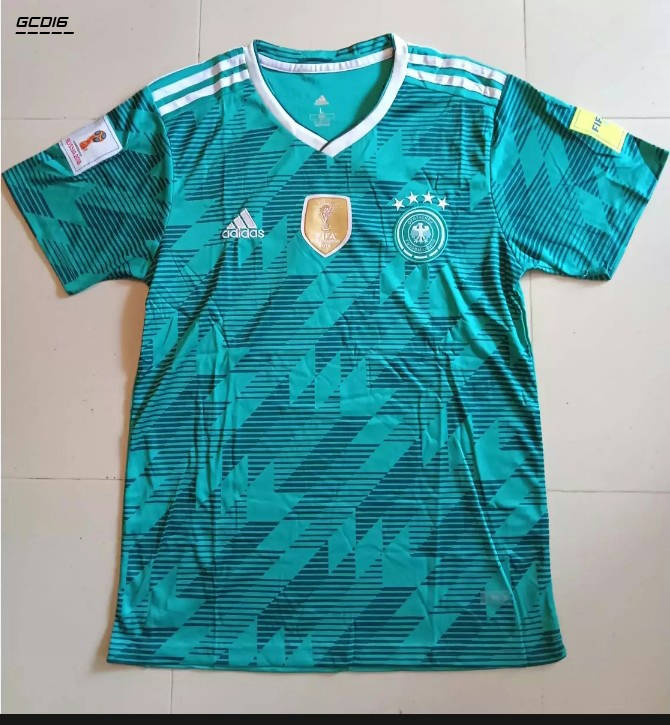 Bponi   Germany World Cup Away Jersey 2018