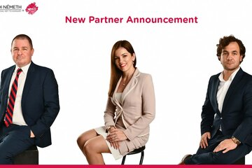 New Partners at bpv JÁDI NÉMETH Attorneys at Law
