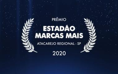 Prêmio Estadão Marcas Mais - Atacarejo Regional - SP.
