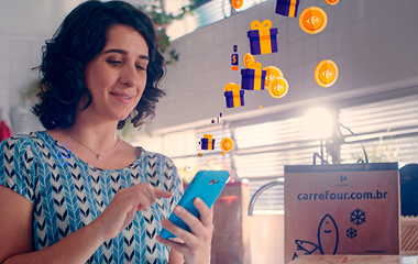 Vídeo da campanha Meu App Carrefour.