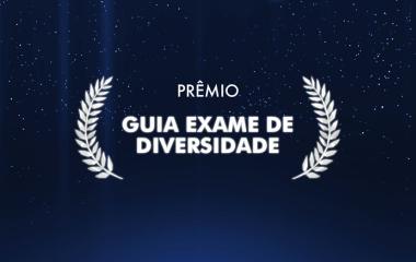 Prêmio Guia Exame de Diversidade.