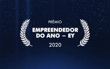 Prêmio Empreendedor do ano - EY.