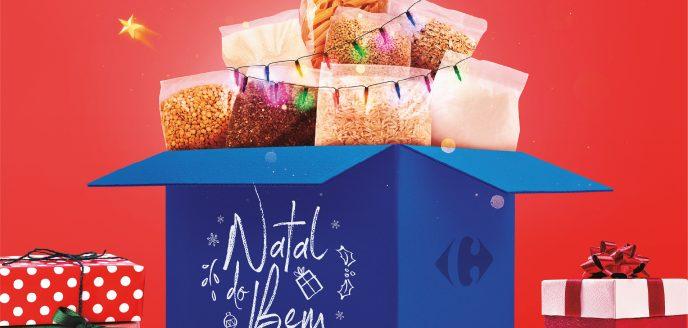 Natal do Bem Carrefour.