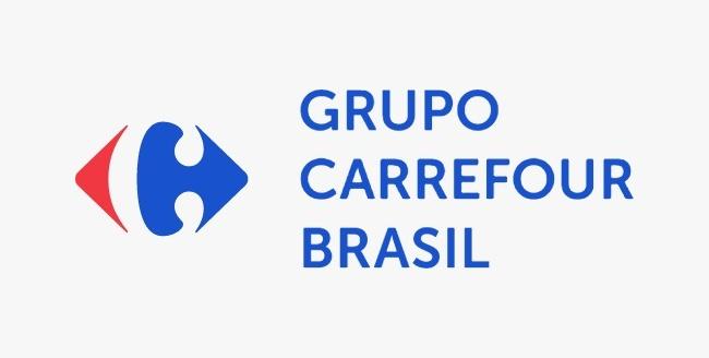 Logo Grupo Carrefour Brasil.