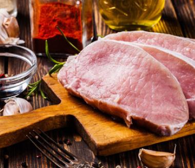 Bife Carne Suína