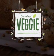 Carrefour Veggie: novas opções de pratos veganos com sabor e qualidade