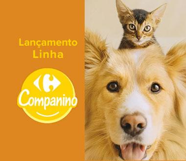 Linha premium para cães e gatos