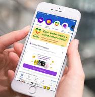 Carrefour lança campanha para divulgar seu novo aplicativo e programa de recompensas