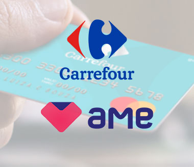 Carrefour e Ame Digital fecham parceria