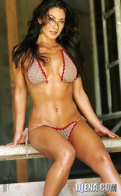 Jamaican bikini models