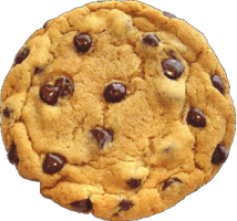 Real cookie that rotate with scroll