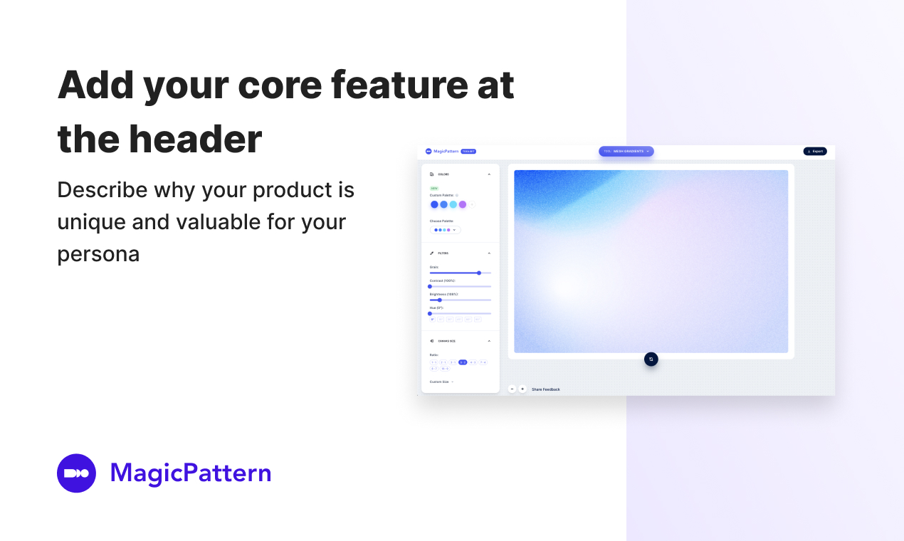 Product Hunt Launch Figma Template 20