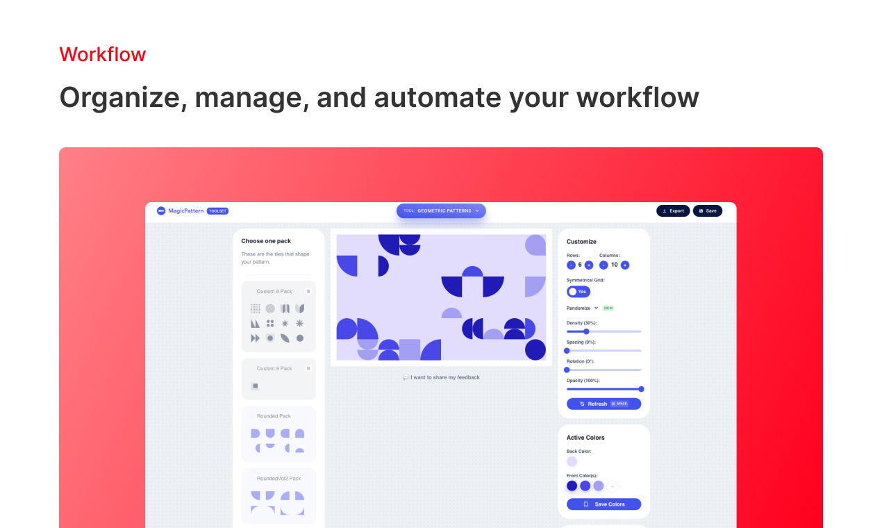 Product Hunt Launch Figma Template 52