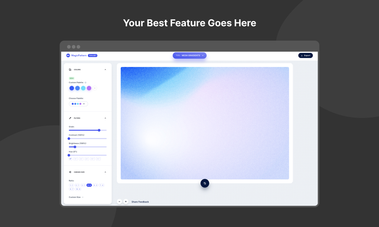 Product Hunt Launch Figma Template 73
