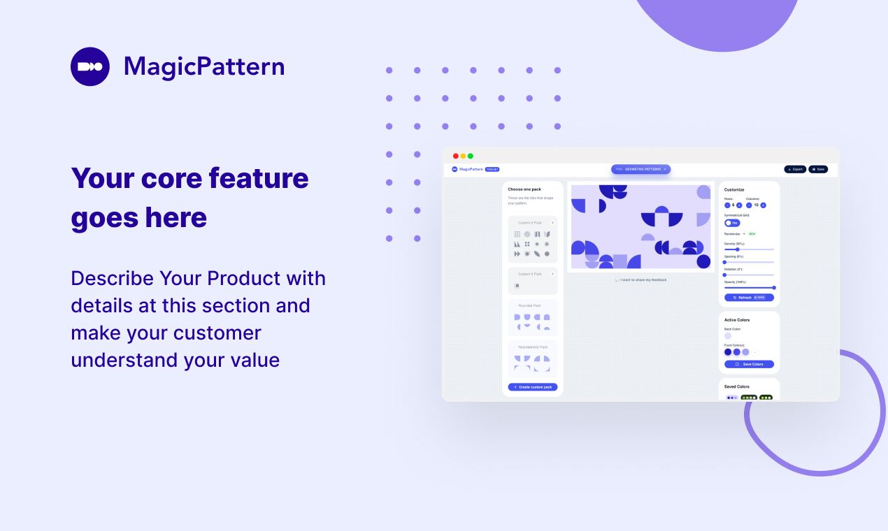 Product Hunt Launch Figma Template 78