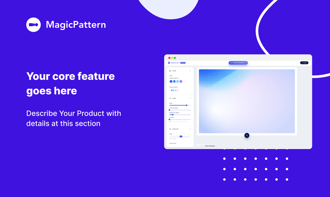 Product Hunt Launch Figma Template 79