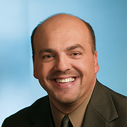 Ronald Scanlan portrait image. Your local financial advisor in Clintonville,