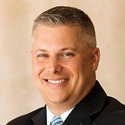 Aaron Cross portrait image. Your local financial advisor in Milwaukee,