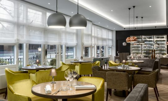 Brasserie Jan feliciteert The White Room met hun eerste ster