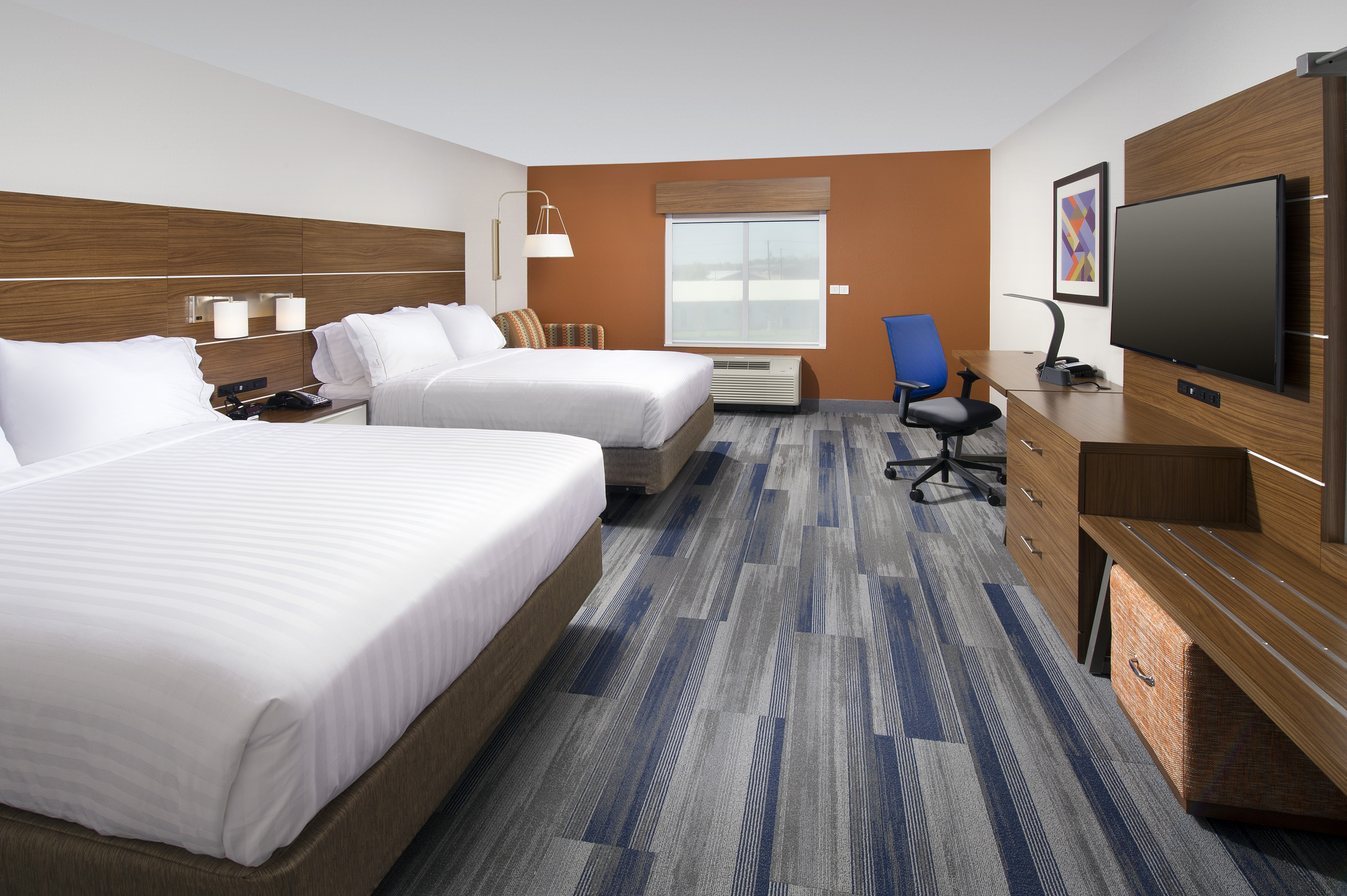 New Braunfels TX Hotel Rooms at Holiday Inn Express Suites New